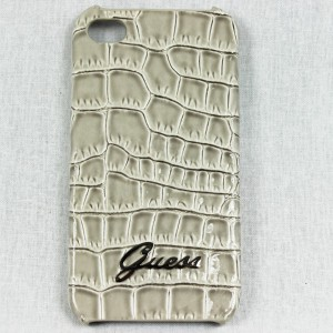 GUESS Cover für iPhone 4 4s Hardcase Handyschale Hard Case 4 s