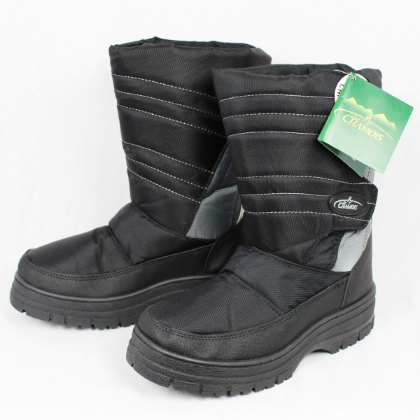 jungen winterstiefel 35 36 37 38 39 40 kinder winterschuhe boots stiefel chamois. Black Bedroom Furniture Sets. Home Design Ideas