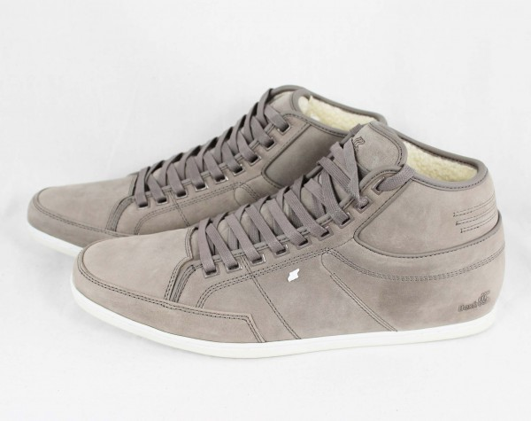 boxfresh swapp fur 2 grey grau gef ttert gr e 45 herren schuhe sneaker ebay. Black Bedroom Furniture Sets. Home Design Ideas