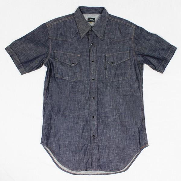 g star jeanshemd tacoma 8302 herrenhemd gr xl hemd. Black Bedroom Furniture Sets. Home Design Ideas