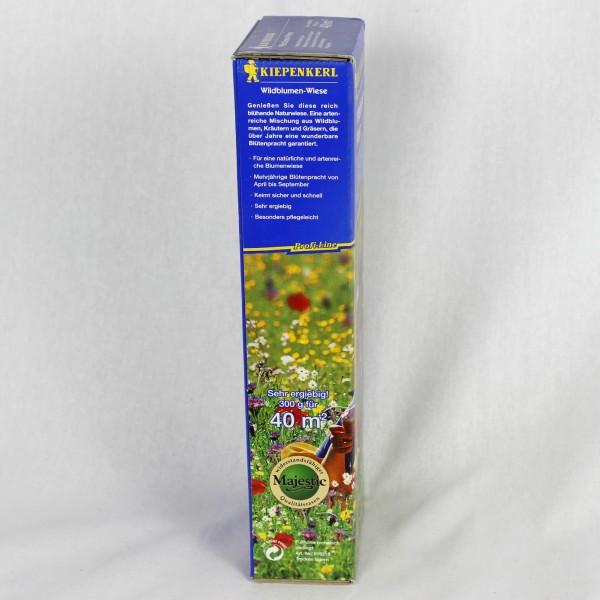 kiepenkerl wildblumen wiese 53 00 kg profi line 300 g f r 40 qm samen ebay. Black Bedroom Furniture Sets. Home Design Ideas